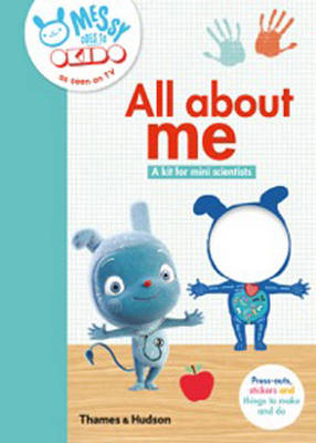 All About Me A Kit for Mini Scientists by Okido
