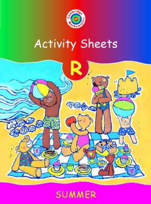 Cambridge Mathematics Direct Reception Summer Activity Sheets by Elizabeth Toohig