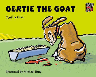 Gertie the Goat by Ms Cynthia Rider