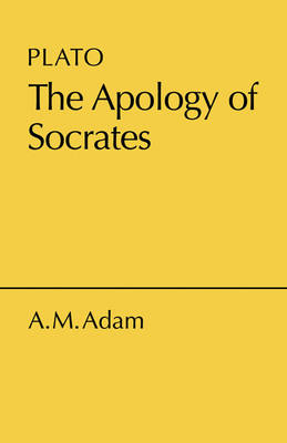 Apology of Socrates by Plato