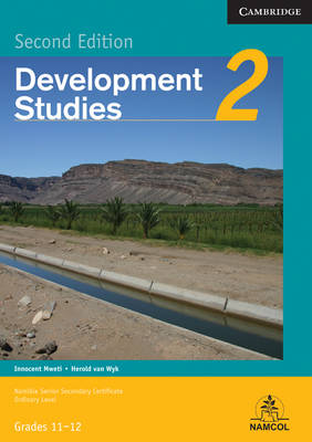 NSSC Development Studies Module 2 Student's Book by Innocent Mweti, H. van Wyk