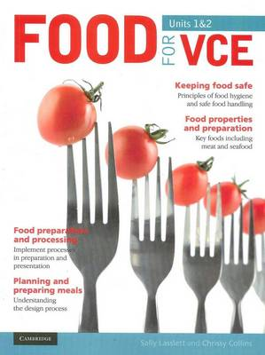 Food for VCE Units 1&2 by Sally Lasslett, Chrissy Collins