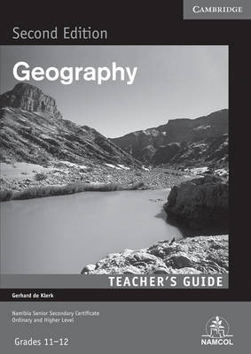 NSSC Geography Teacher's Guide by G. de Klerk