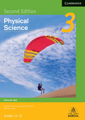 NSSC Physical Science Module 3 Student's Book by Jonathan Kachinda, Olantunde Ajayi