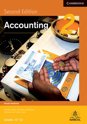 NSSC Accounting Module 2 Student's Book by Hansie Hendricks