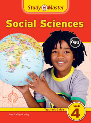 Study and Master Social Sciences Grade 4 Teacher's File by Lee Smith, Susan Heese