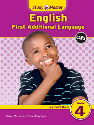 Study & master English: Gr 4: Learner's book First additional language by