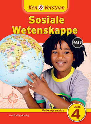 Study and Master Social Sciences Grade 4 Teacher's File Afrikaans Version by Lee Smith, Susan Heese