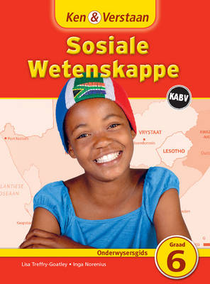 Study and Master Social Sciences Grade 6 Teacher's File Afrikaans Version by Susan Heese, Lee Smith
