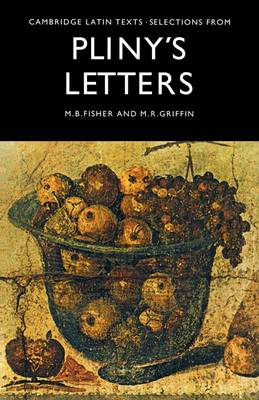 Selections from Pliny's Letters Selections by Pliny