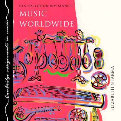 Music Worldwide CD by Elizabeth Sharma