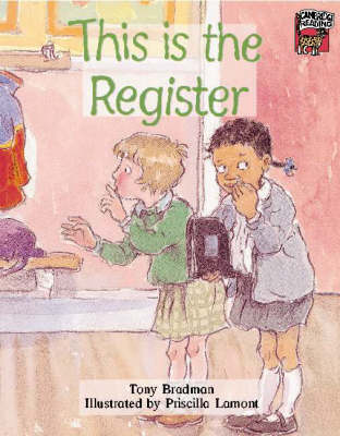 This is the Register by Tony Bradman