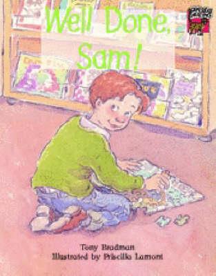 Well Done, Sam! by Tony Bradman