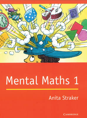 Mental Maths 1 by Anita Straker