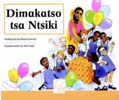 Ntsiki's Surprise Sesotho Version by Coleen Cousins, Ntsiki Jamnda, Elizabeth Hitchcock, Wilhelmina Thebus