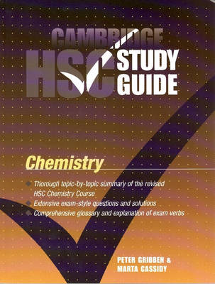 Cambridge HSC Chemistry Study Guide by Peter Gribben, Marta Cassidy
