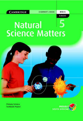 Science Matters Grade 5 Learner's Book by Primary Science Textbook Project