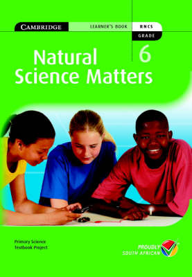 Science Matters Grade 6 Learner's Book by Primary Science Textbook Project