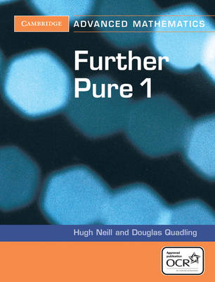 Further Pure 1 for OCR by Douglas Quadling, Hugh Neill