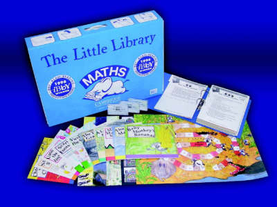 Little Library Maths Kit Boxed set by Sue Hepker, etc.