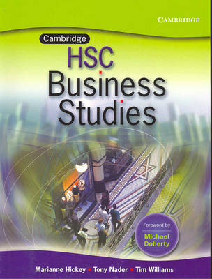 Cambridge Business Studies HSC by Tim Williams, Tony Nader, Marianne Hickey