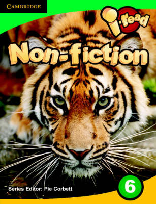 I-read Pupil Anthology Year 6 Non-Fiction by Pie Corbett