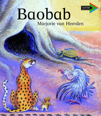 Baobab South African edition by Marjorie Van Heerden