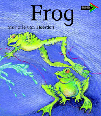 Frog South African edition by Marjorie Van Heerden