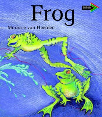 Frog South African edition by Marjorie Van Heerden