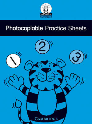 First Skills in Numeracy 1 Photocopiable practice sheets by Sue Atkinson, Sharon Harrison, Laurie Rousham, Jane Crowden