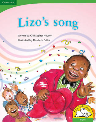 Lizo's Song Big Book South African Edition by Christopher Hodson