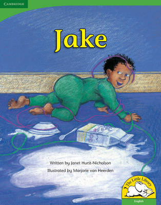 Jake Big Book South African edition by Janet Hurst-Nicholson