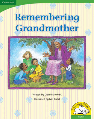 Remembering Grandmother Big Book South African edition by Dianne Stewart