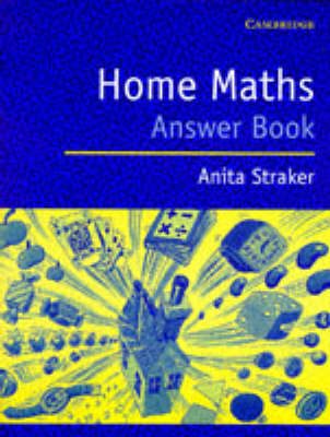 Home Maths Answers Answers Starter Book, Books 1 to 4 and Extension Book by Anita Straker