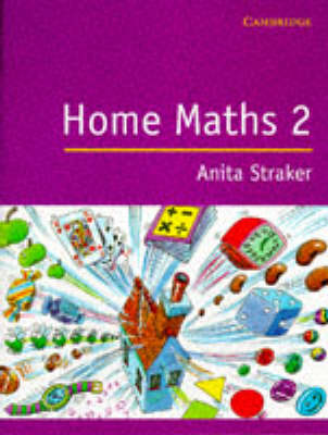 Home Maths Pupil's book 2 by Anita Straker