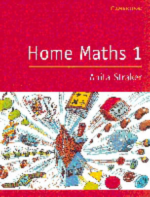 Home Maths Pupil's book 1 by Anita Straker