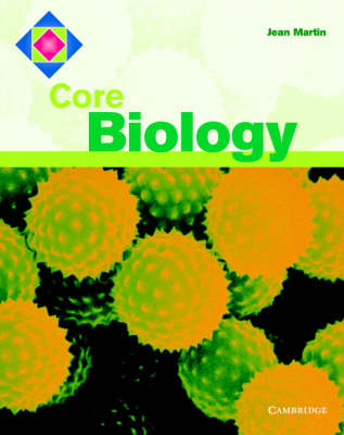 Core Biology by Jean Martin