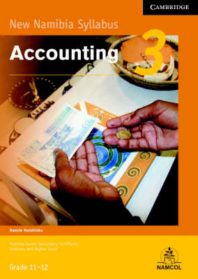 NSSC Accounting Module 3 by Hansie Hendricks