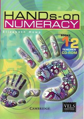 Hands-on Numeracy Books 1&2 Teacher CD-ROM by Elizabeth Howe