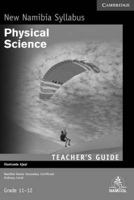 NSSC Physical Science Teacher's Guide by Olantunde Ajayi