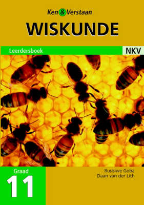 Study and Master Mathematics Grade 11 Learner's Book Afrikaans Translation by Daan van der Lith