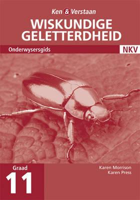 Study & Master Mathematical Literacy Grade 11 Teacher's Guide Afrikaans Translation by Karen Morrison, Karen Press