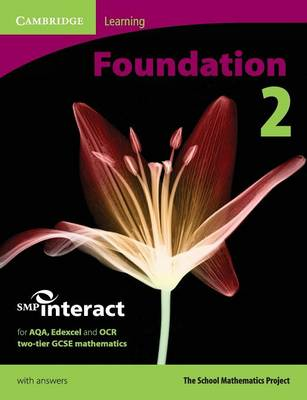 SMP GCSE Interact 2-tier Foundation 2 Pupil's Book by School Mathematics Project