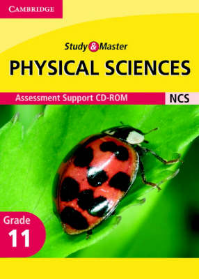 Study and Master Physical Sciences Grade 11 Assessment Support CD-Rom by