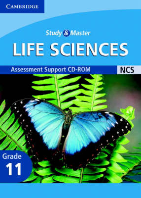 Study and Master Life Sciences Grade 11 Assessment Support CD-Rom by