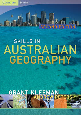 Skills in Australian Geography by Grant Kleeman, Andrew Peters