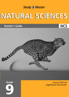 Study and Master Natural Sciences Grade 9 Teacher's Guide Senior Phase by Jagathesan Govender, Fauzia Cherub