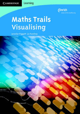 Maths Trails with CD-ROM Visualising by Jennifer Piggott, Liz Pumfrey