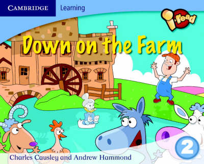 I-read Year 2 Anthology: Down on the Farm by Charles Causley, Andrew Hammond