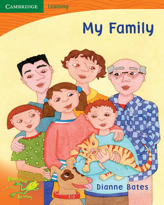 Pobblebonk Reading 1.6 My Family by Dianne Bates